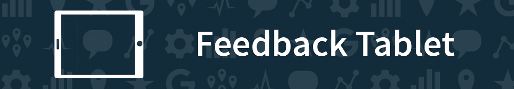 Feedback-Tablet